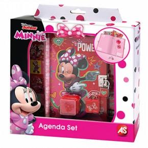Set Agenda si accesorii Minnie