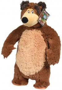 Masha Ursul de plus 40 cm