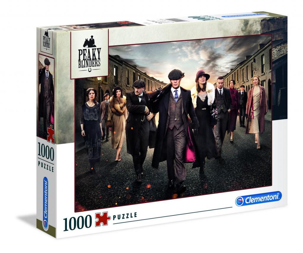 Puzzle Peaky Blinders 1000 de piese Clementoni