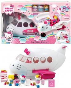 Set de joaca Hello Kitty cu 20 de piese