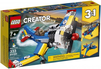 Lego City Avion de curse 31094