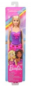 Barbie Papusa printesa cu rochita rosie