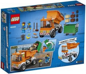 Lego Camion pentru gunoi 60220