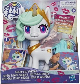 MLP Ponei Celestia Magical Kiss Unicorn