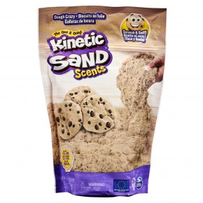 Kinetic Sand Set parfumat biscuiti