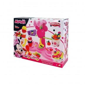 Masina de inghetata a lui Minnie cu plastilina