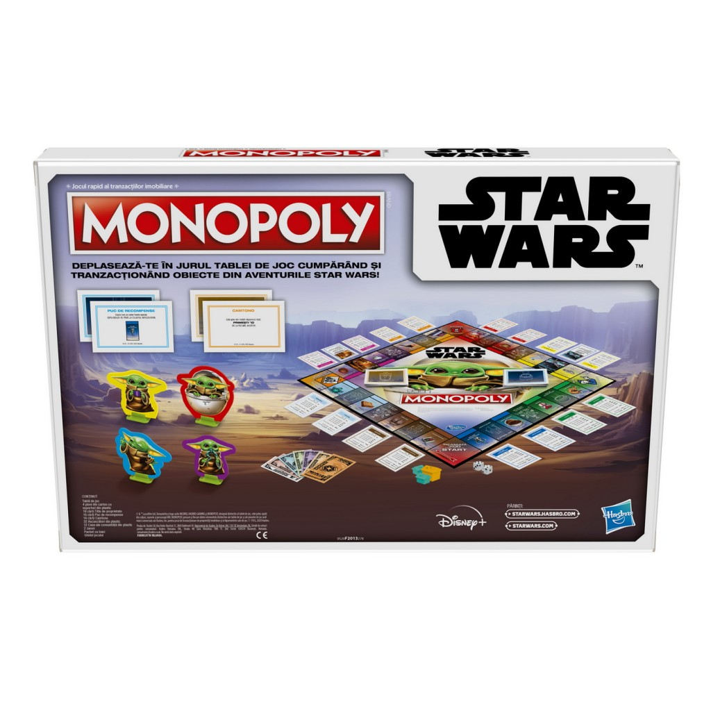 Monopoly The child Baby Yoda