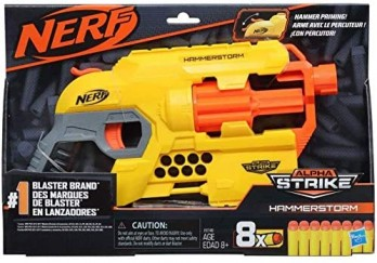 Nerf Blaster Alpha Strike Hammerstorm