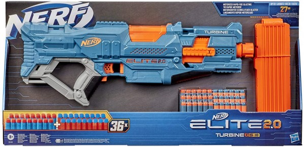 Nerf Blaster Elite Turbibe CS-18