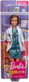 Papusa Barbie cariere medic veterinar