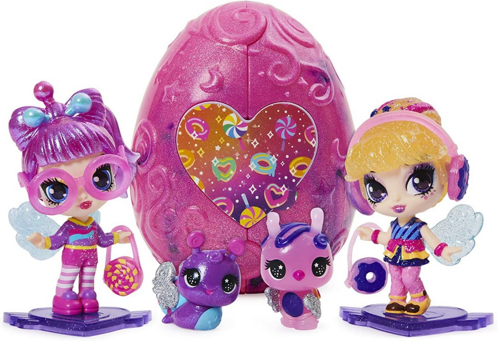 Papusi Pixies cu accesorii surpriza Cosmo Candy