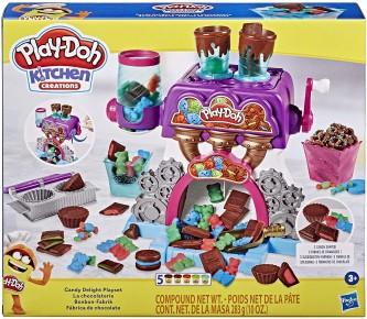 PD Set fabrica de ciocolata
