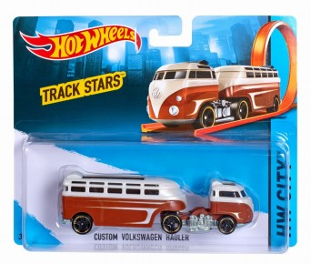 Hot Wheels camioane custom Volkswagen Hauler