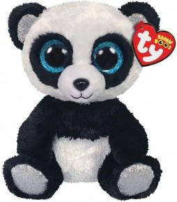 Plus 15 cm TY Boss Ursuletul Bamboo Panda