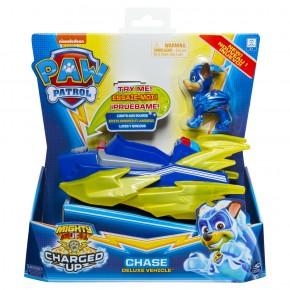 Patrula Catelusilor vehicul figurina Chase cu sunete si lumini