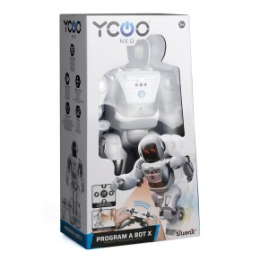 Robot Electronic cu radiocomanda Program a bot X