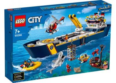 Lego Nava de explorare a oceanului 60266