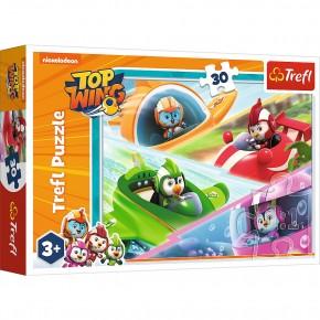 Puzzle Trefl 30 Cursa Top Wing