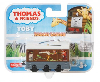 Thomas Locomotiva de impins Safari Toby