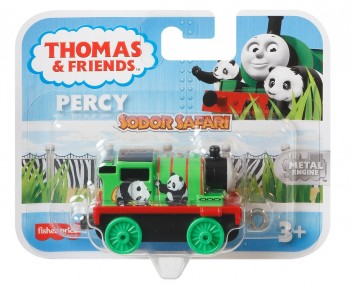 Thomas Locomotiva de impins Safari Percy