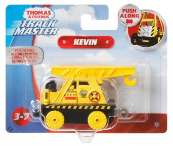 Thomas Locomotiva push along Kevin