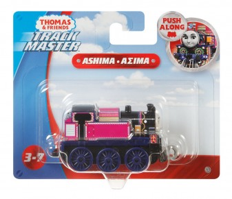 Thomas Locomotiva push along Ashima