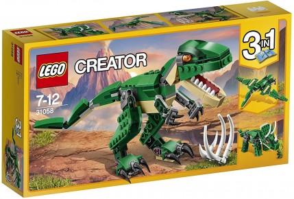 Lego Creator Dinozaurii Puternici 31058