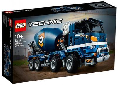Lego Technic Autobetoniera 42112