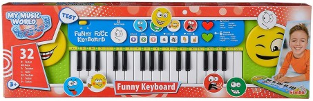 Orga muzicala Funny Face