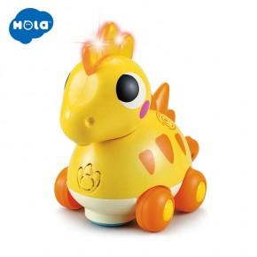 Baby Dino Stegosaurus cu sunete si lumini