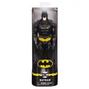 Figurina Batman in costum negru lucios 30 cm