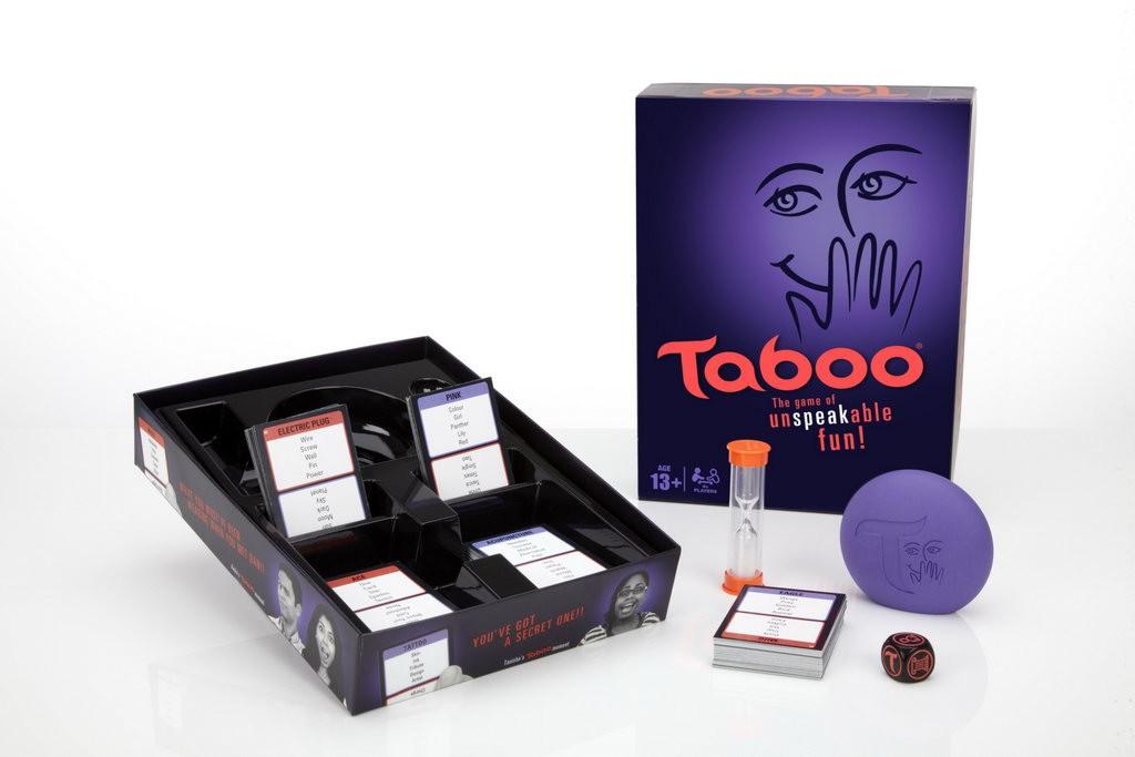 Joc Taboo Clasic
