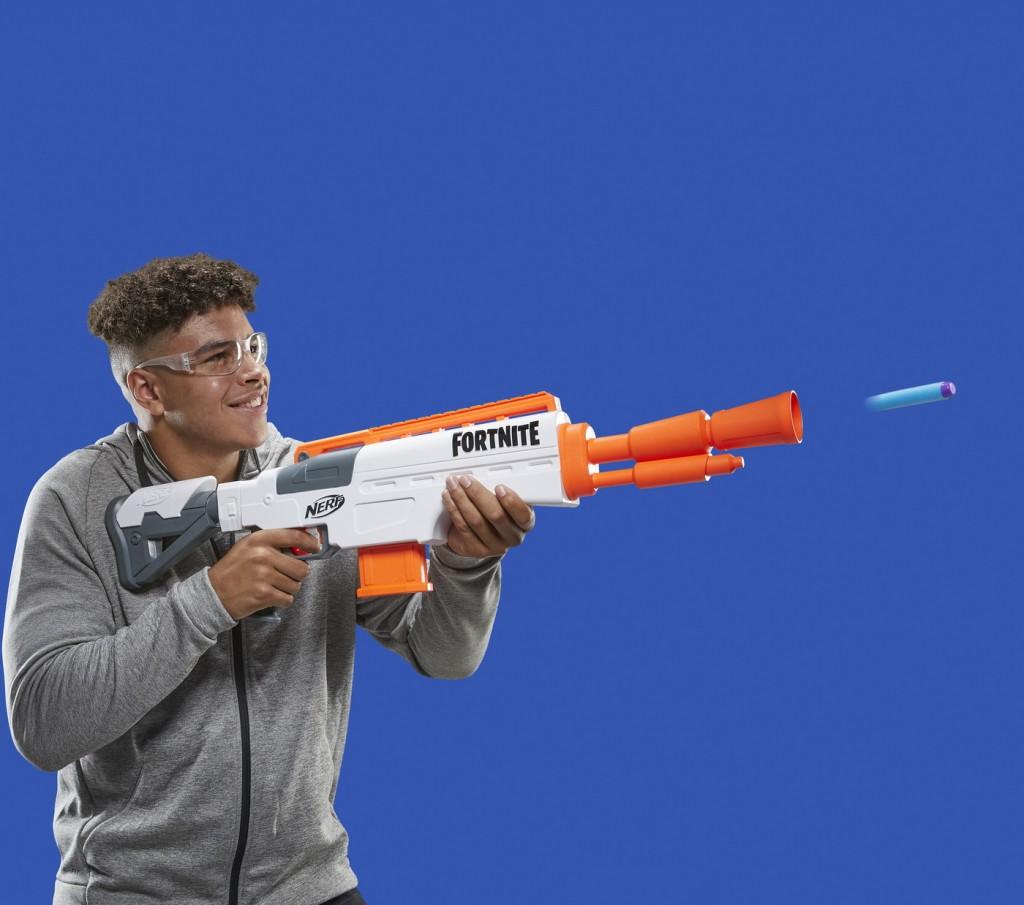 Blaster Nerf Fortnite IR