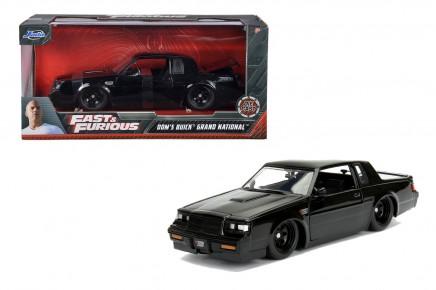 Masinuta metalica Fast and Furious 1987 Buick 1:24