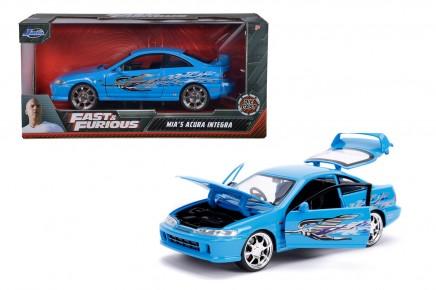 Masinuta metalica Fast and Furious 1995 Honda Integra 1:24