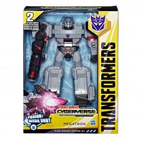Transformers Ultimate Robot Megatron Fusion Mega Shot