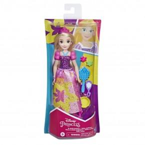 Papusa Printesa Rapunzel accesorizata cu stil
