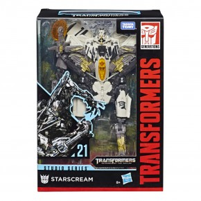 Transformers Robot Starscream Studio Series