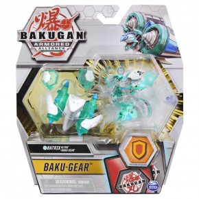 Bakugan S2 Bila Ultra Batrix cu echipament Baku-gear