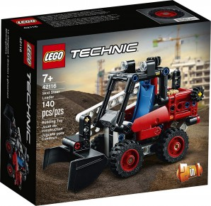 Lego Technic Mini incarcator 42116