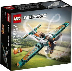 Lego Technic Avion de curse 42117