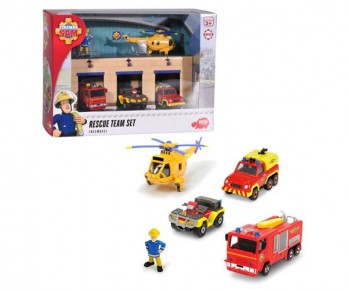 Pompierul Sam Echipa de salvare