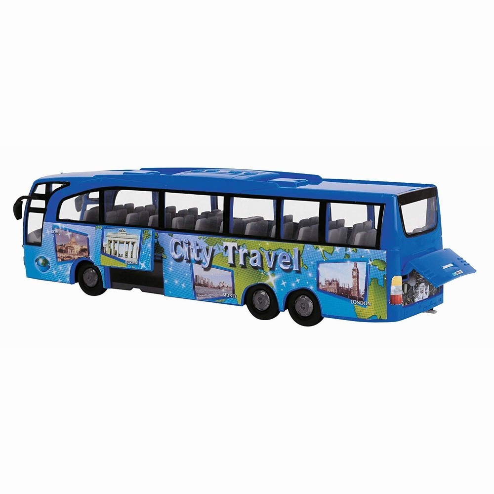 Autocarul turistic City Travel