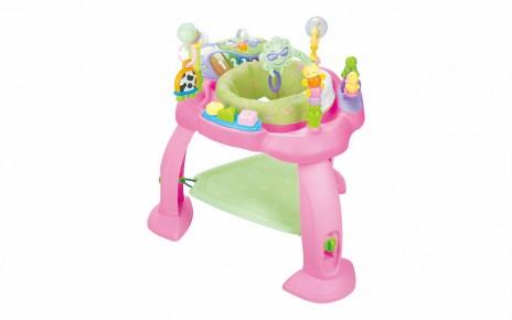 Centru de activitati pentru bebelusi - roz