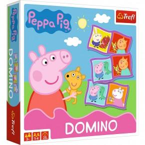 Joc Trefl Domino Peppa Pig