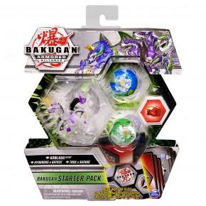 Bakugan S2 Pachet de start Trox Hydorous si Howlkor Ultra