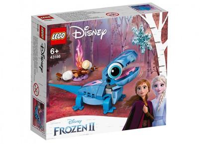 Lego Disney Princess Personaj Construibil Bruni salamandra 43186