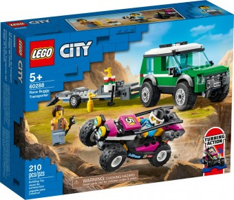 Lego City Transportor de automobile de curse 60288