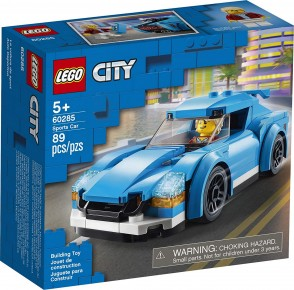 Lego City Masina sport 60285