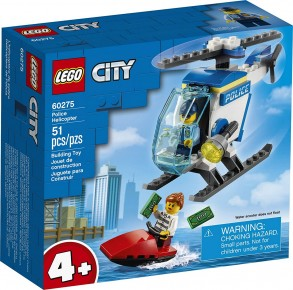 Lego City Elicopterul politiei 60275